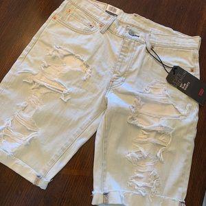 Men's Levi Denim Shorts